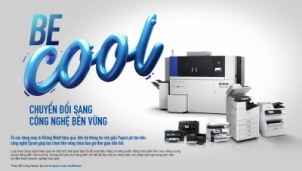 Epson ra mắt chiến dịch Be Cool