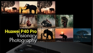 Huawei P40 Pro: Visionary Photography
