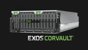 Seagate ra mắt Exos CORVAULT